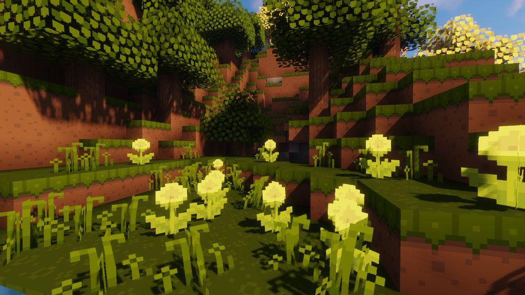 Dandelion X Resource Pack Screenshots 1