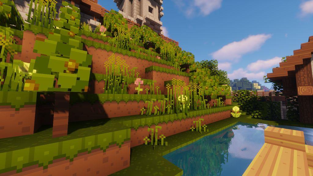 Dandelion X Resource Pack Screenshots 6