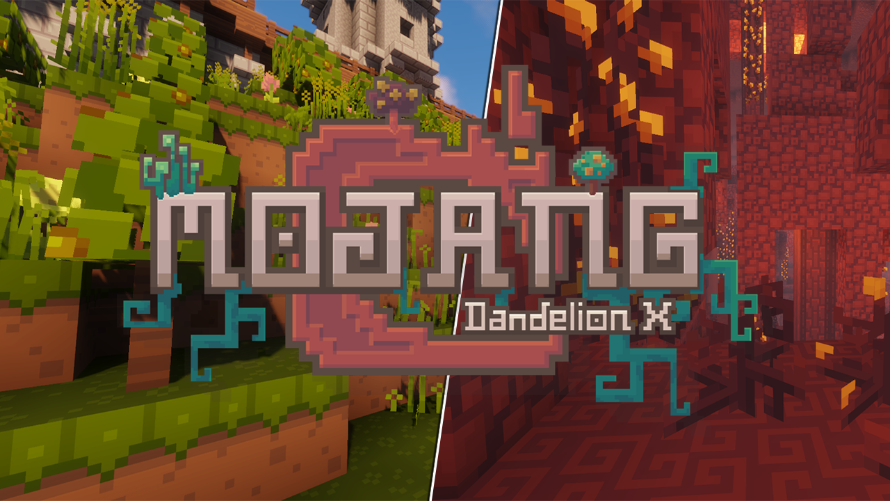 Dandelion X Resource Pack