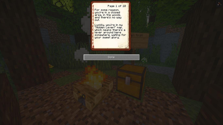 Hidden Lever! 2 Map Screenshots (2)
