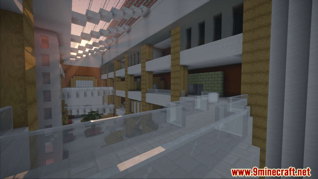 Left 4 Dead 2 Mall Atrium Map Screenshots (1)