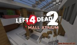 Left 4 Dead 2 Mall Atrium Map Thumbnail