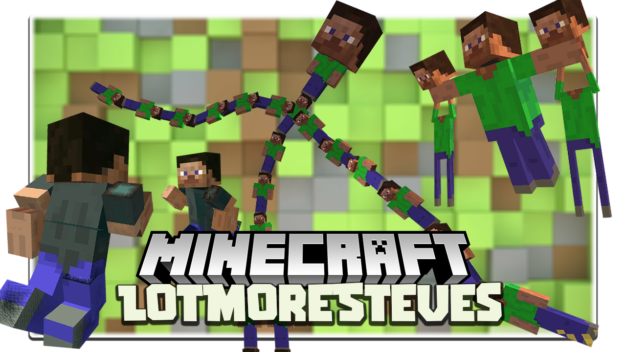 LotMoreSteves Mod
