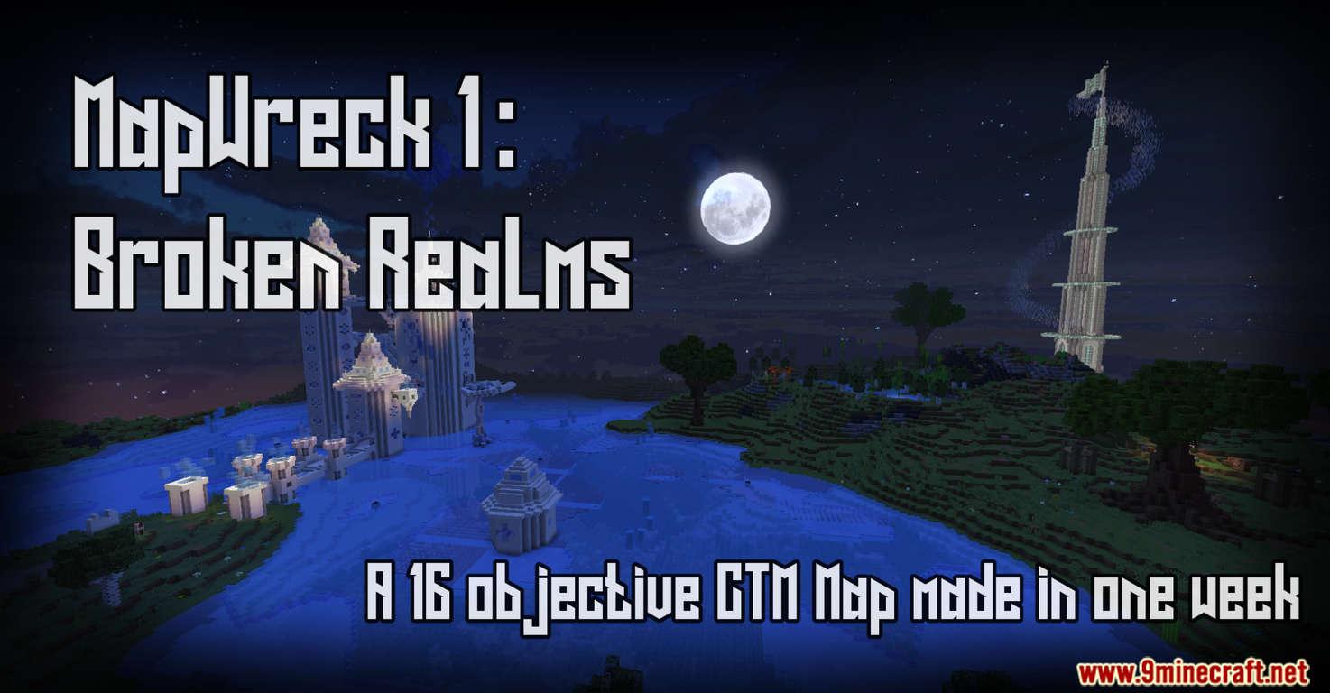 Mapwreck 1 – Broken Realms Map Thumbnail