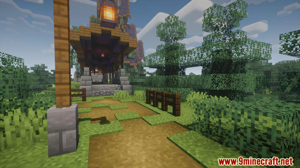 Medieval Mansion Map Screenshots (1)