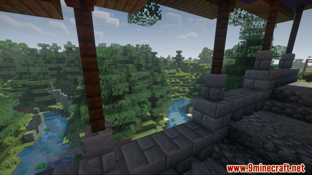 Medieval Mansion Map Screenshots (4)