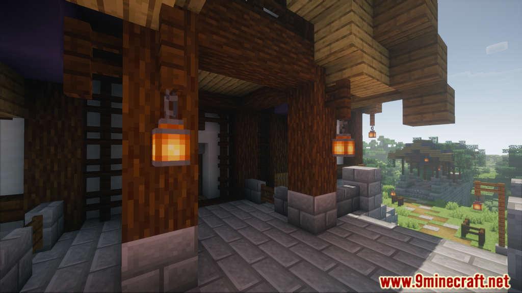 Medieval Mansion Map Screenshots (6)