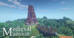 Medieval Mansion Map Thumbnail