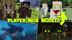 Player Mob Models Resource Pack