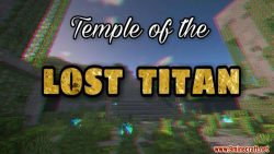 Temple of the Lost Titan Map Thumbnail