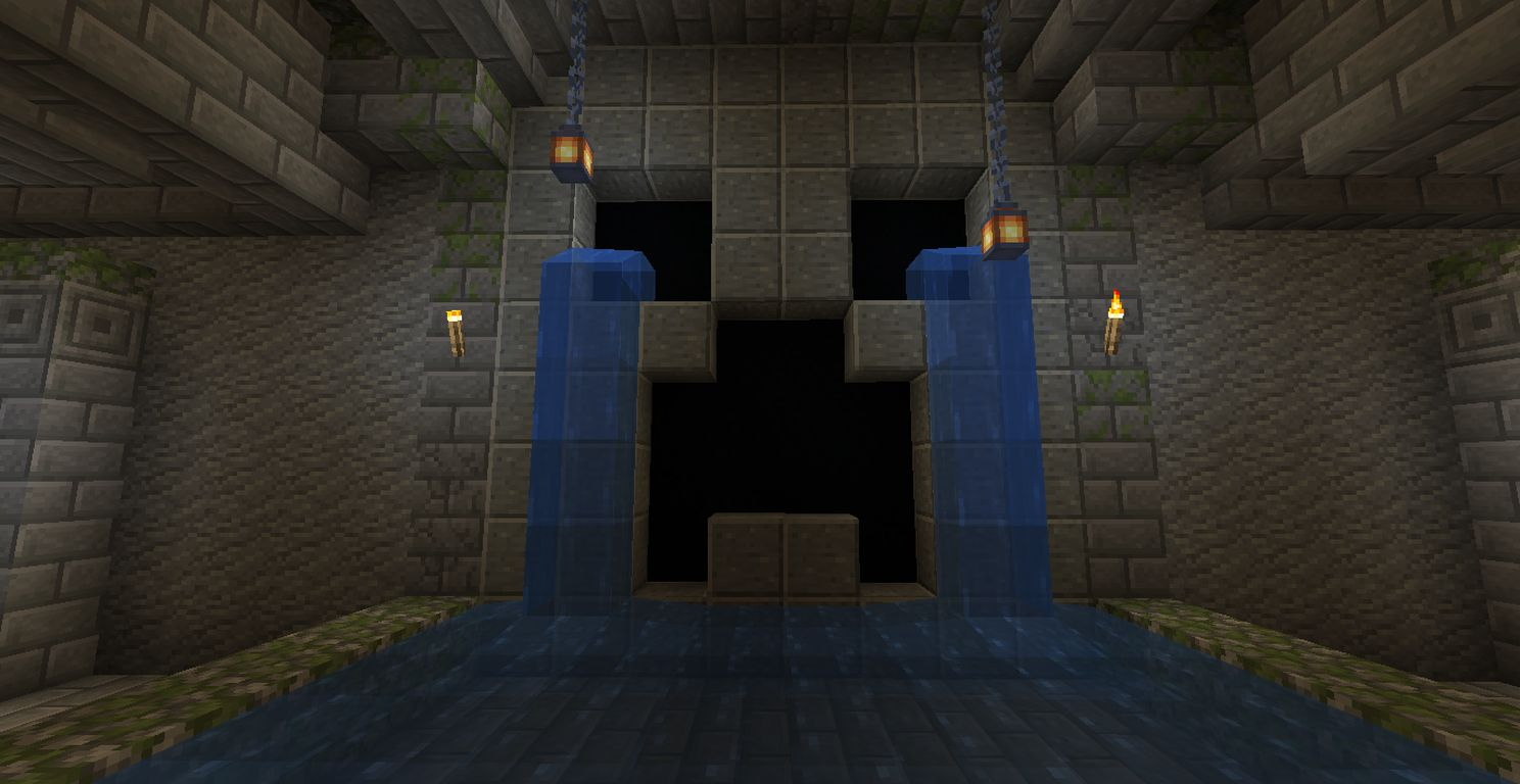 The Labyrinth and the Mobs Map Screenshots (1)