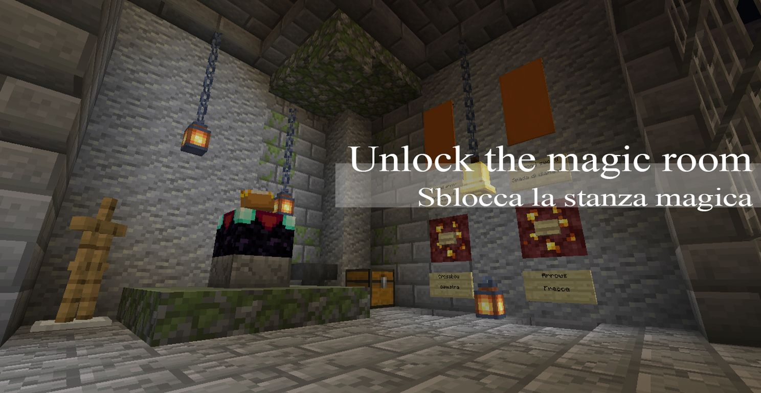 The Labyrinth and the Mobs Map Screenshots (2)