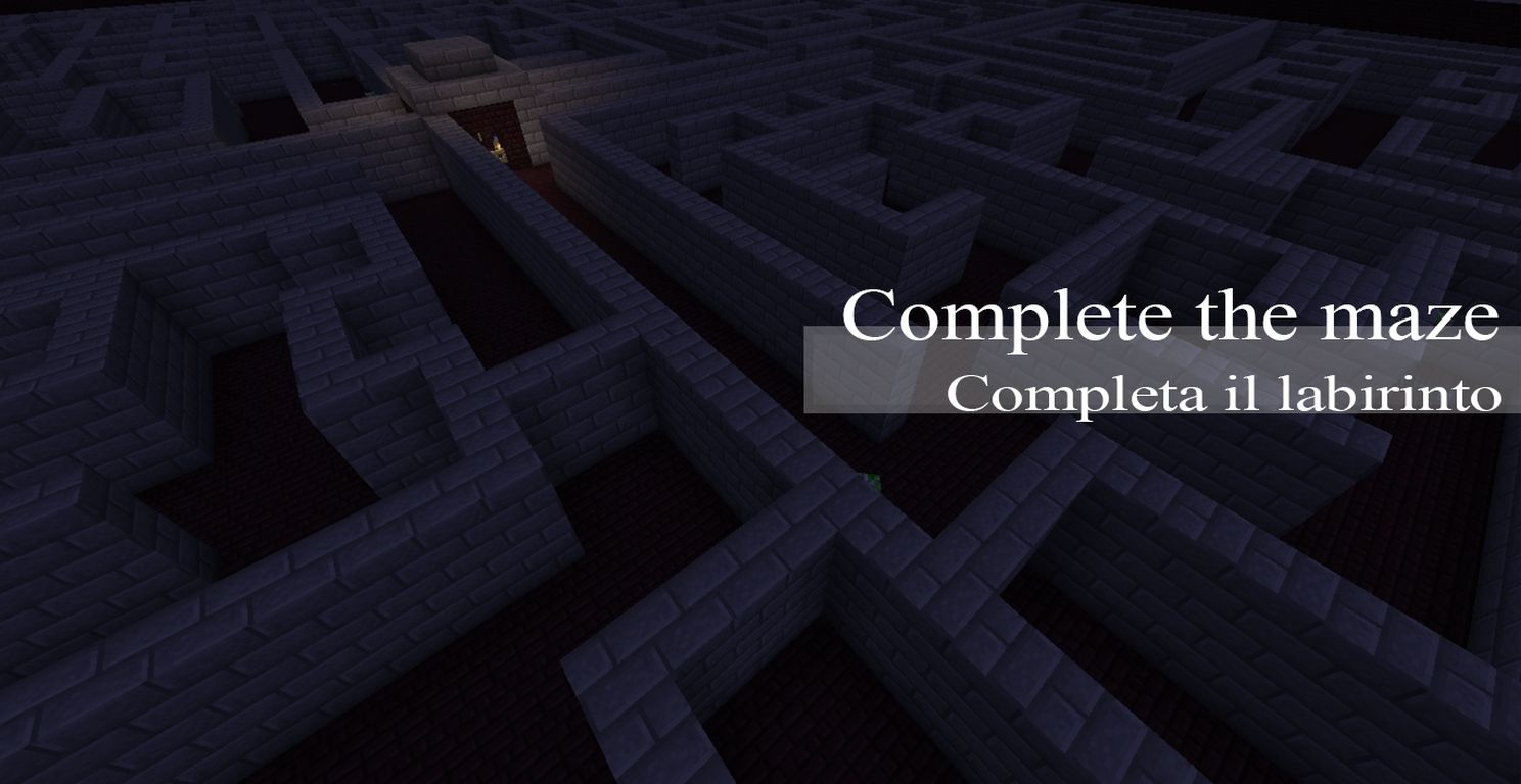 The Labyrinth and the Mobs Map Screenshots (3)