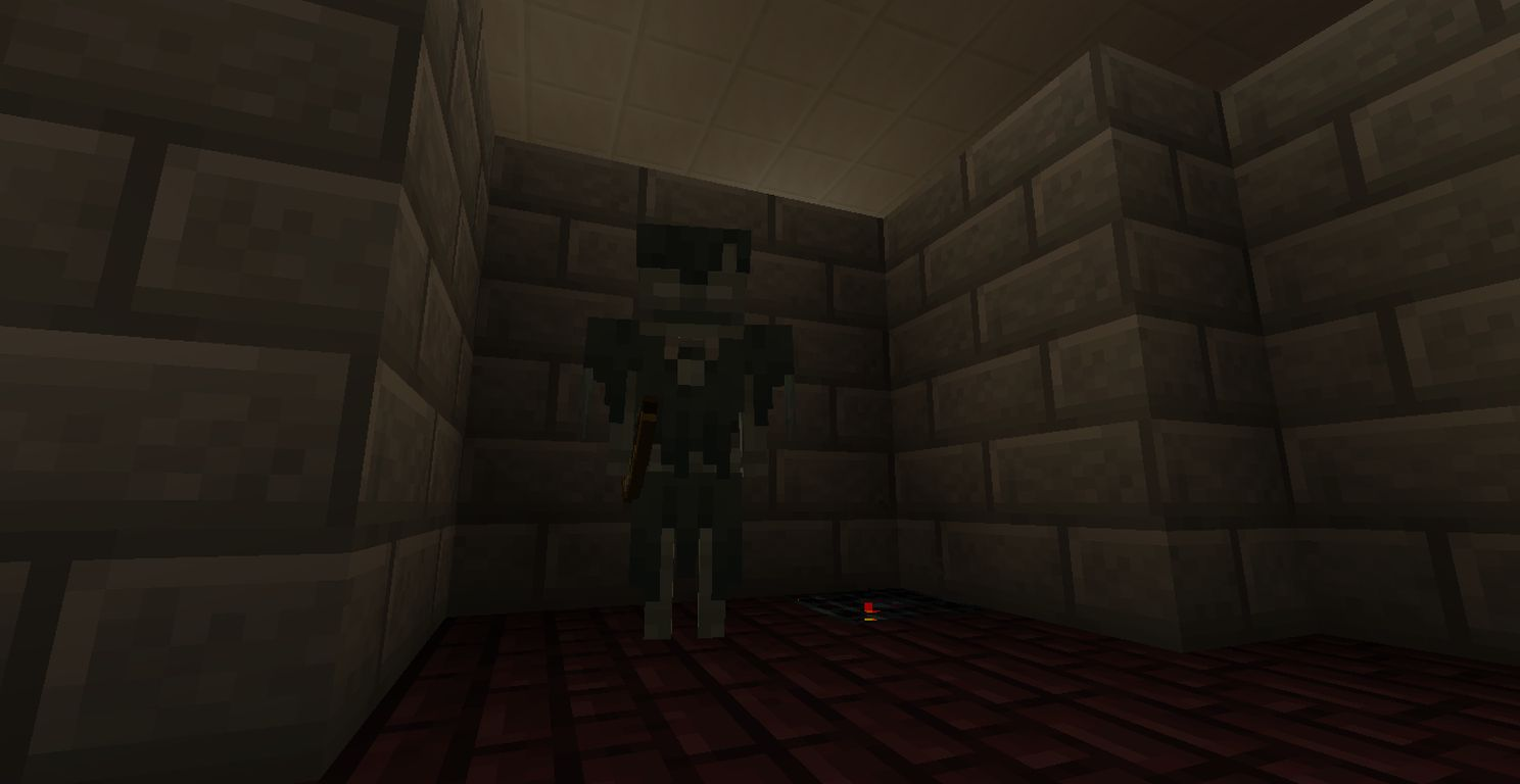 The Labyrinth and the Mobs Map Screenshots (4)