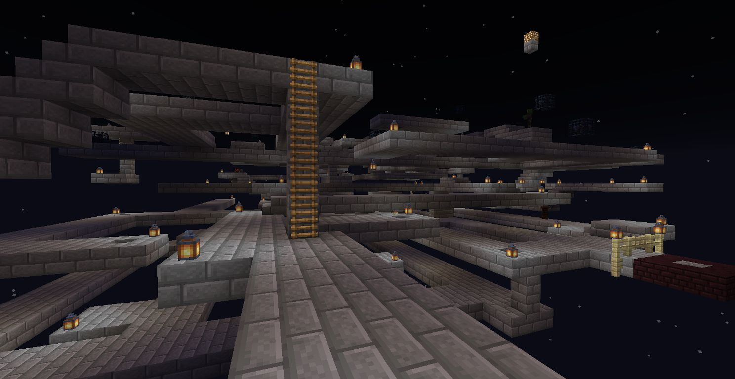 The Labyrinth and the Mobs Map Screenshots (6)