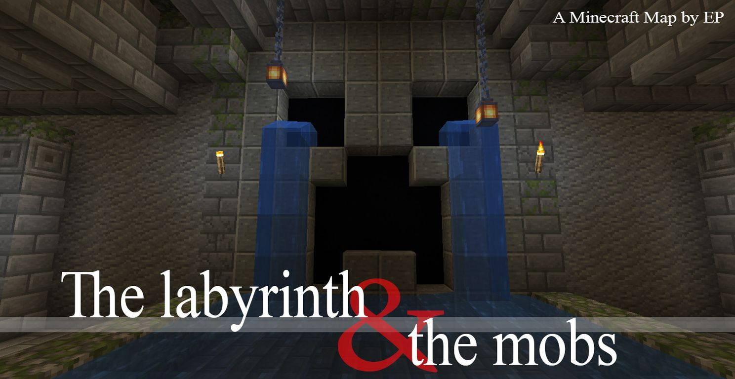 The Labyrinth and the Mobs Map Thumbnail