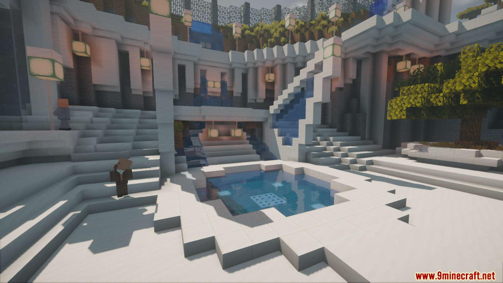 The Legend of the Blue Tide Episode 2 Map Screenshots (12)