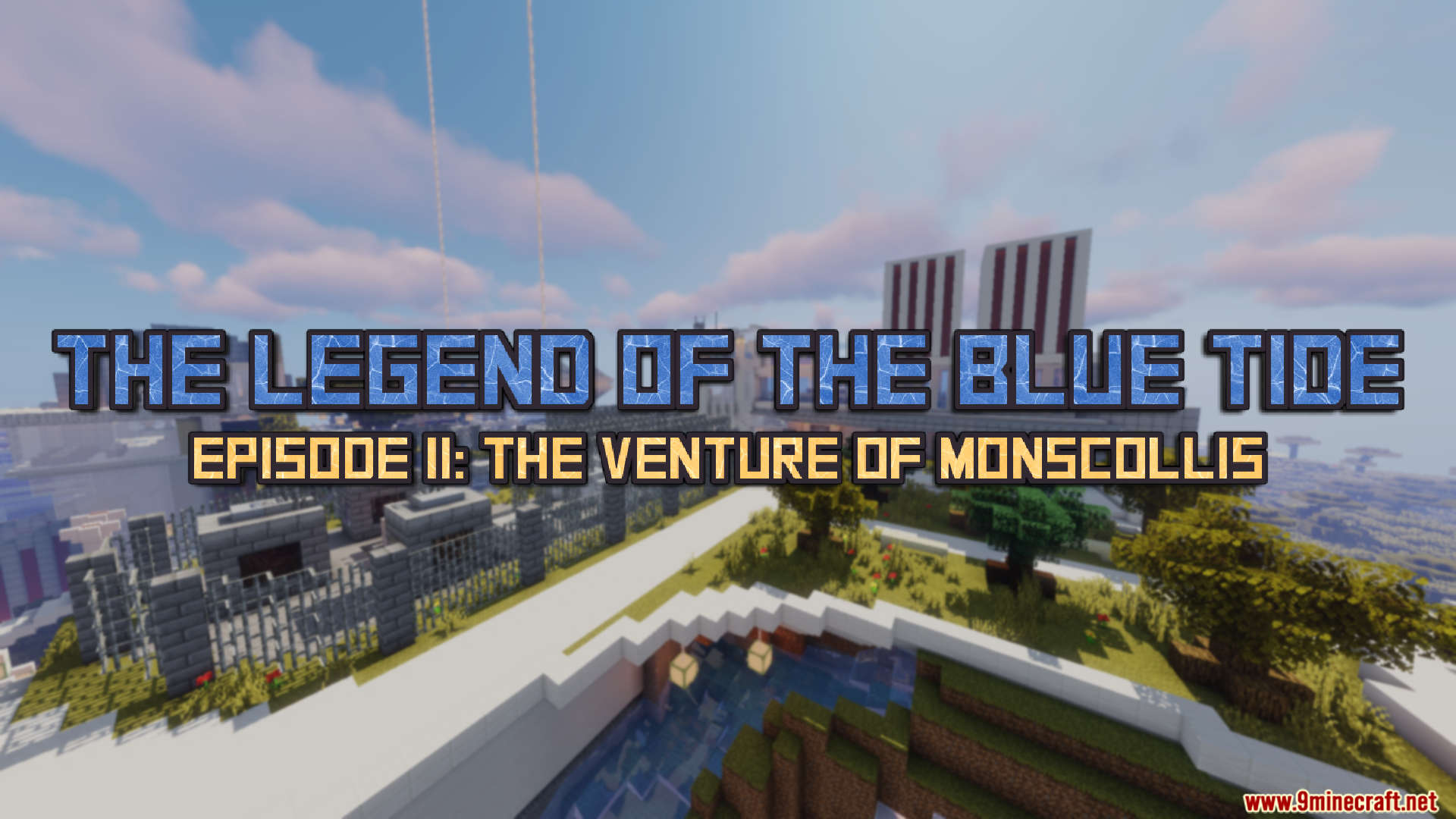 The Legend of the Blue Tide Episode 2 Map Thumbnail