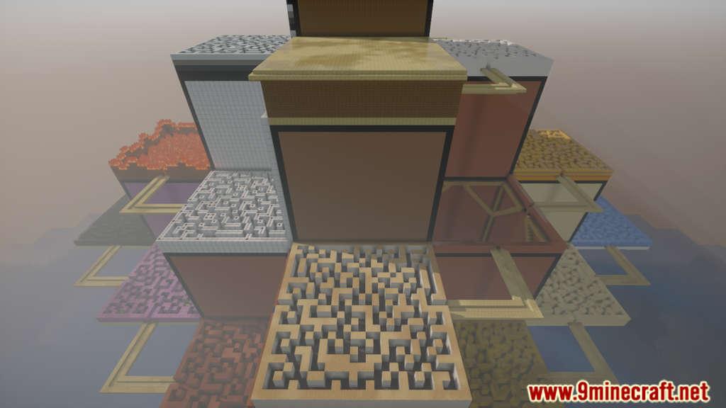 Puzzling Avenues Map Screenshots (1)