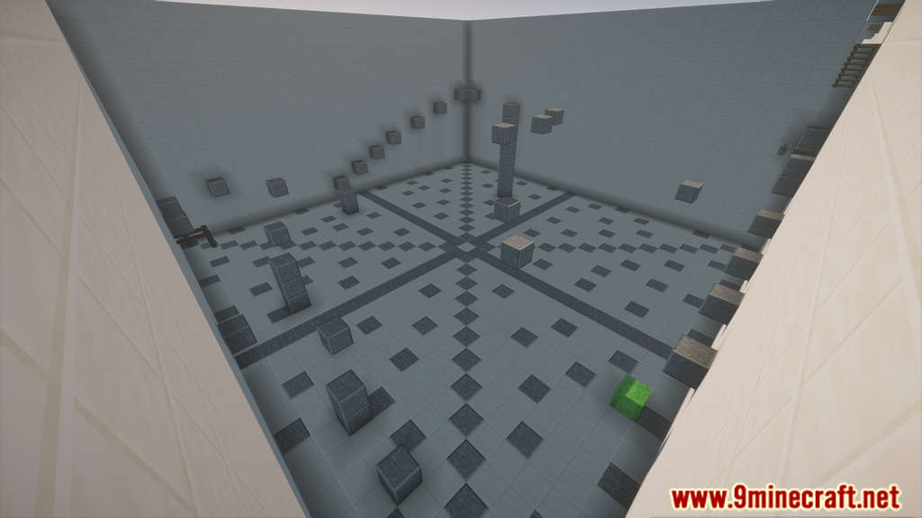 25 Stages of Simple Parkour Map Screenshots (1)