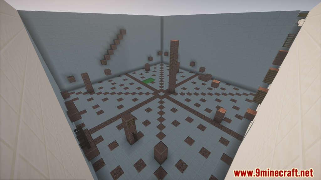 25 Stages of Simple Parkour Map Screenshots (2)