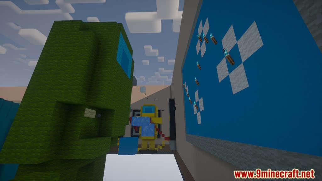 Among Us Parkour Map Screenshots (9)