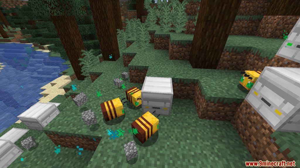 Buzzy Drones Mod Screenshots 2