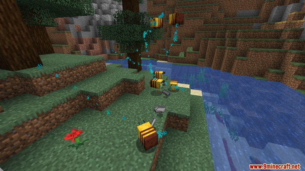 Buzzy Drones Mod Screenshots 4
