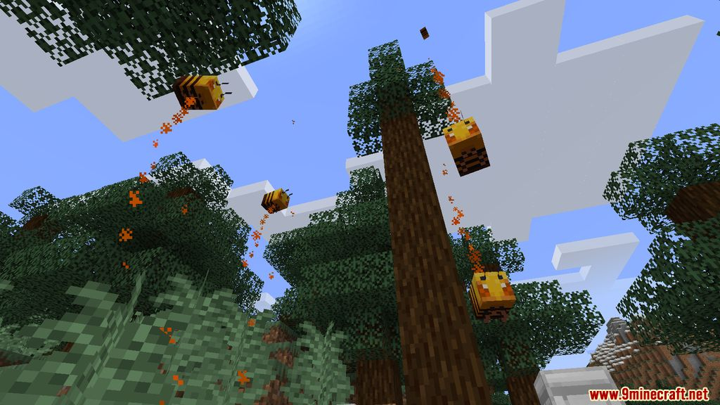 Buzzy Drones Mod Screenshots 6
