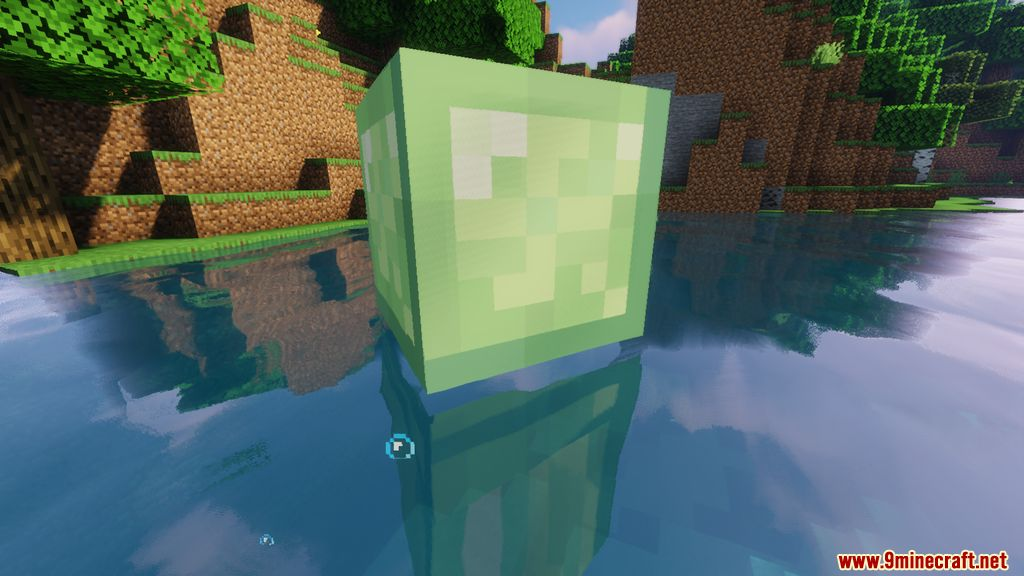 Crystal Slimes Resourcce Pack Screenshots 4