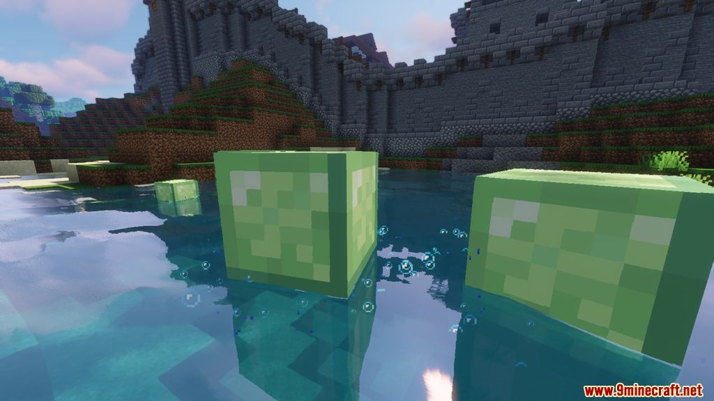 Crystal Slimes Resourcce Pack Screenshots 9