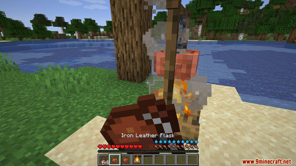 Dehydration Mod Screenshots 5
