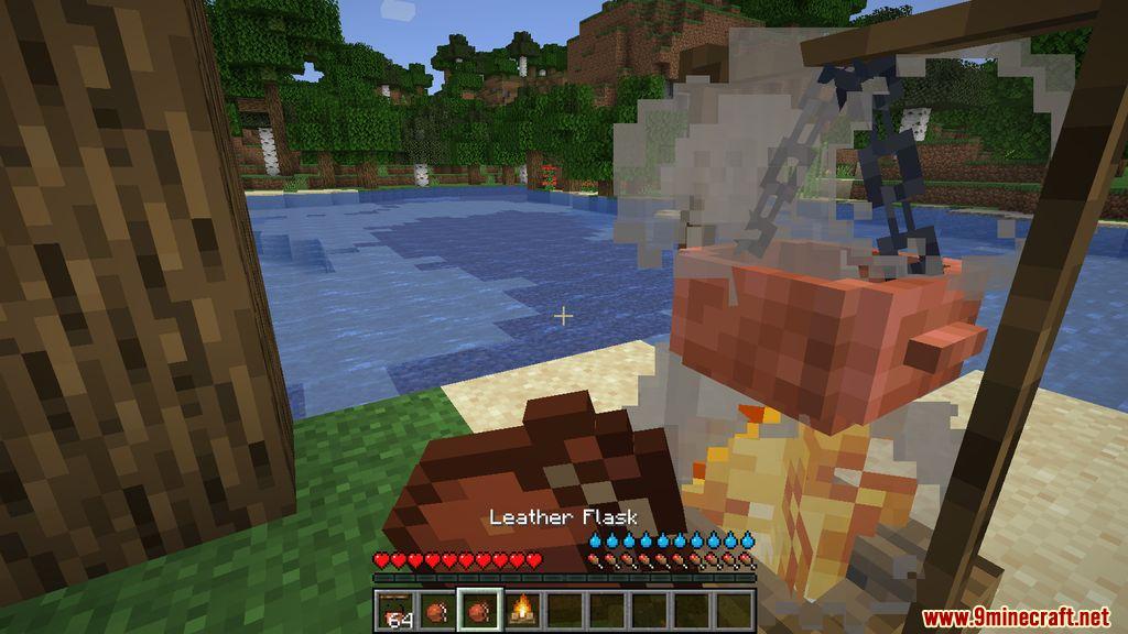 Dehydration Mod Screenshots 7