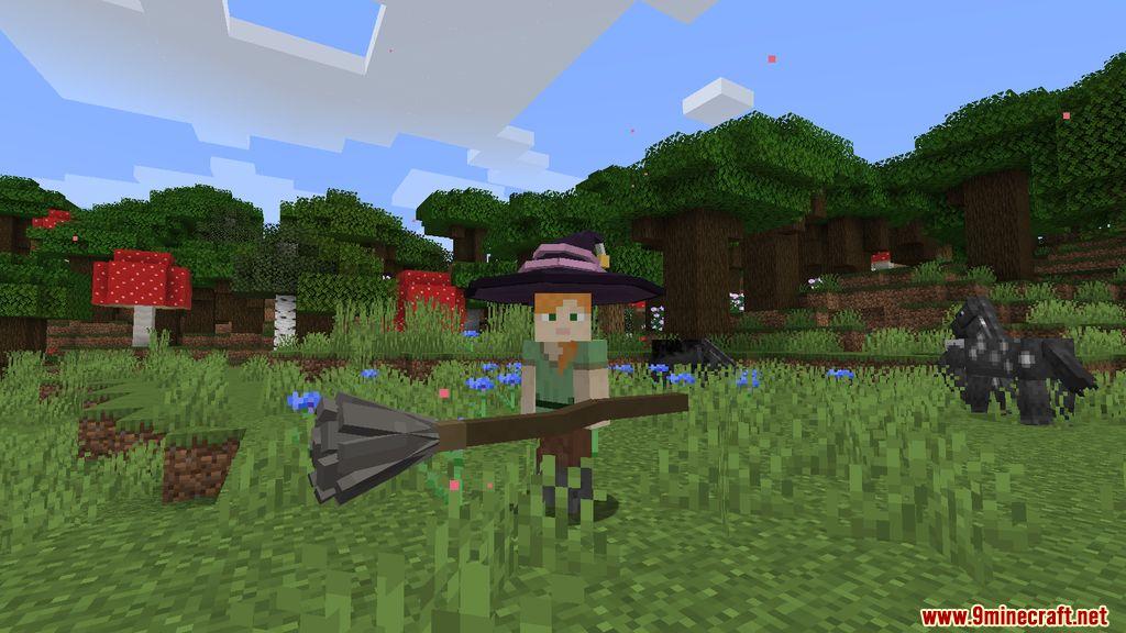 Majos Broom Mod Screenshots 1