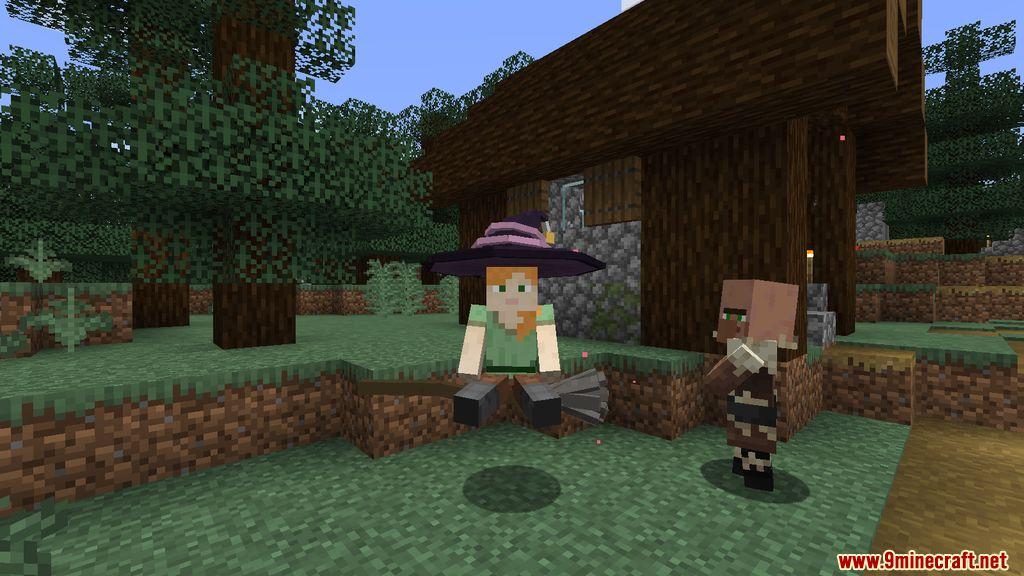 Majos Broom Mod Screenshots 3