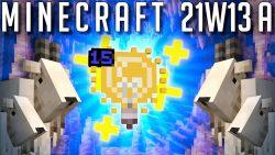Minecraft 1.17 Snapshot 21w13a