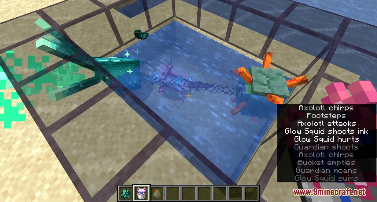 Minecraft 1.17 Snapshot 21w13a Screenshots 3