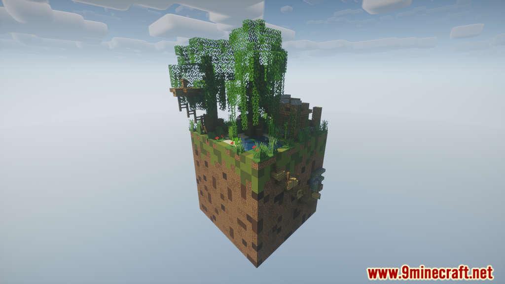One Block Skyblock Map Screenshots (11)
