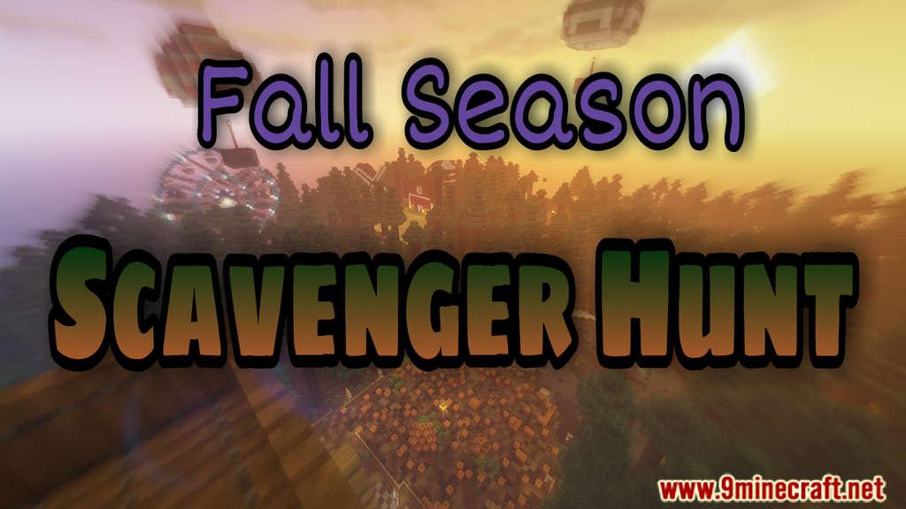 Seasonal Scavenger Hunt Map Thumbnail