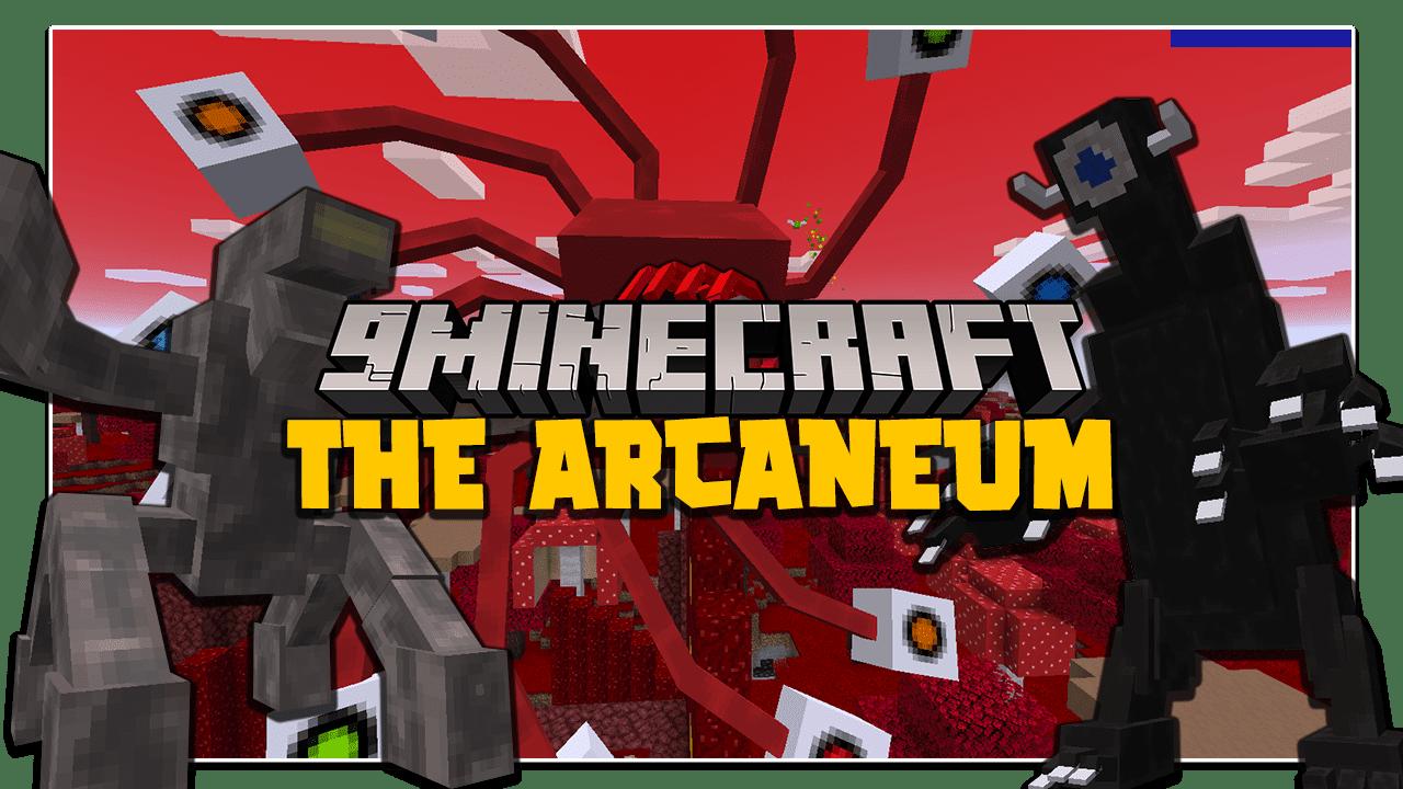 The Arcaneum Mod 1.16.5/1.15.2