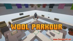 Wool Parkour Map Thumbnail