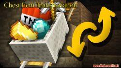 Chest Item Transportation Data Pack Thumbnail