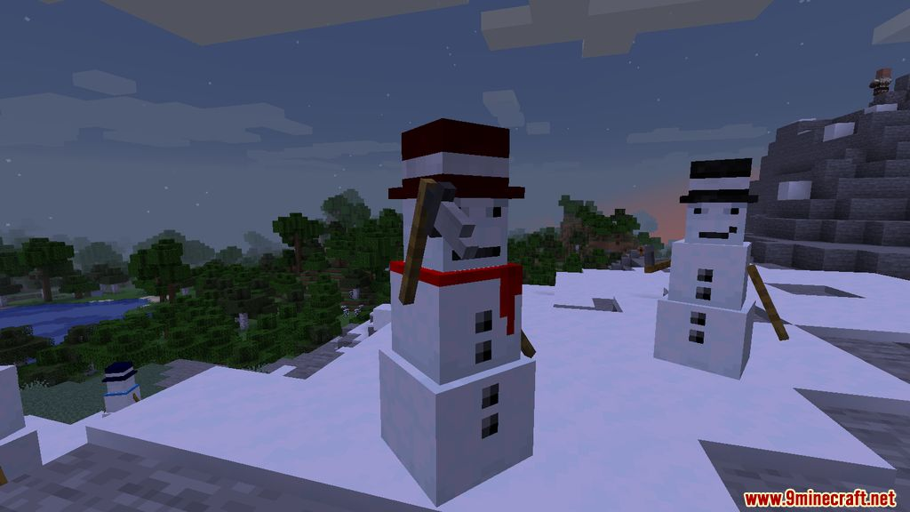 Cold Snap Horde Mod Screenshots 7