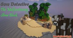 Cow Detective The Malfunctioning Slime Block Map Thumbnail