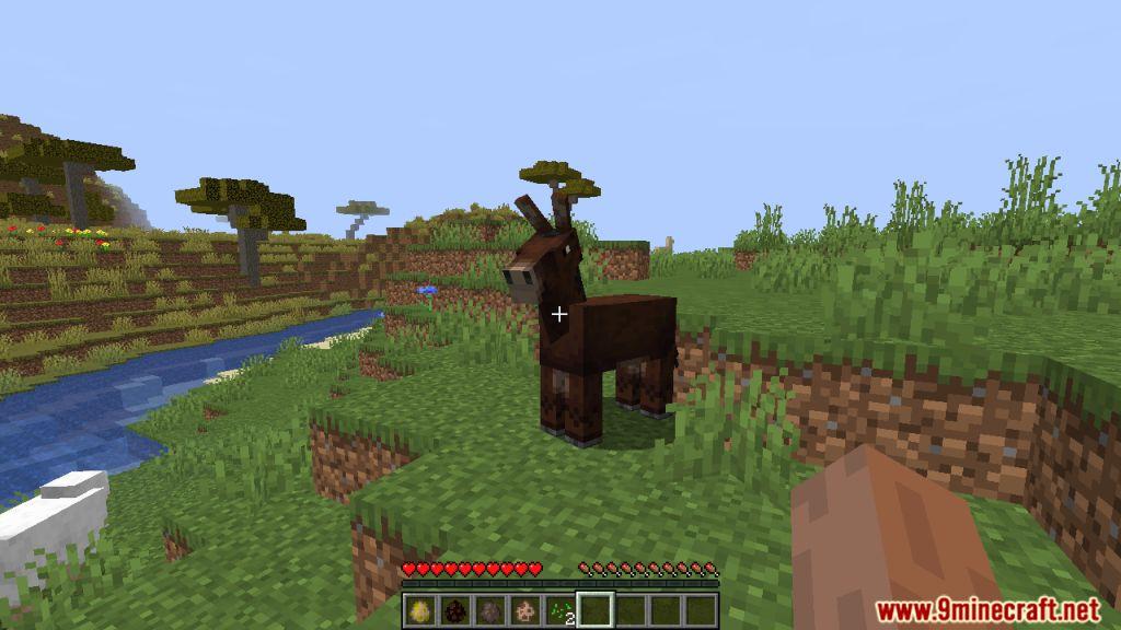 Easy Taming Minecraft Data Pack Screenshots (5)