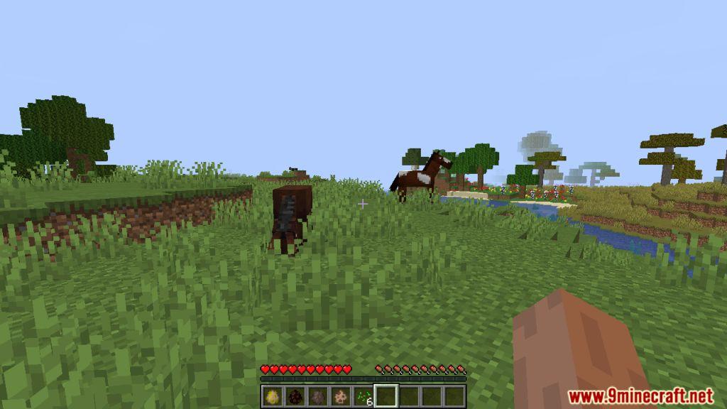 Easy Taming Minecraft Data Pack Screenshots (6)