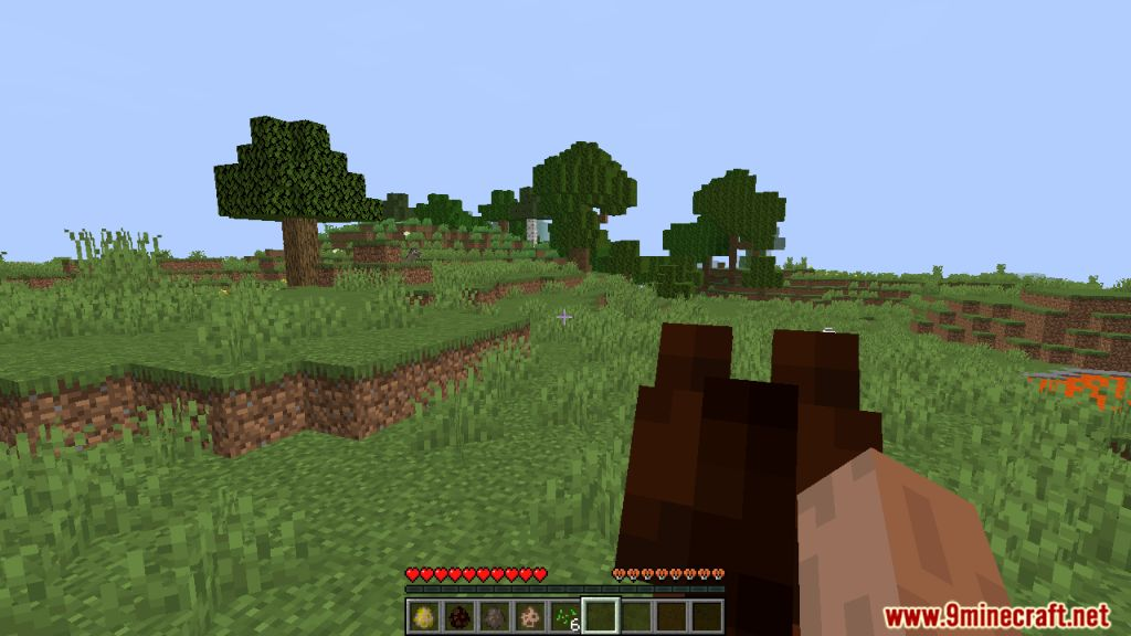 Easy Taming Minecraft Data Pack Screenshots (7)