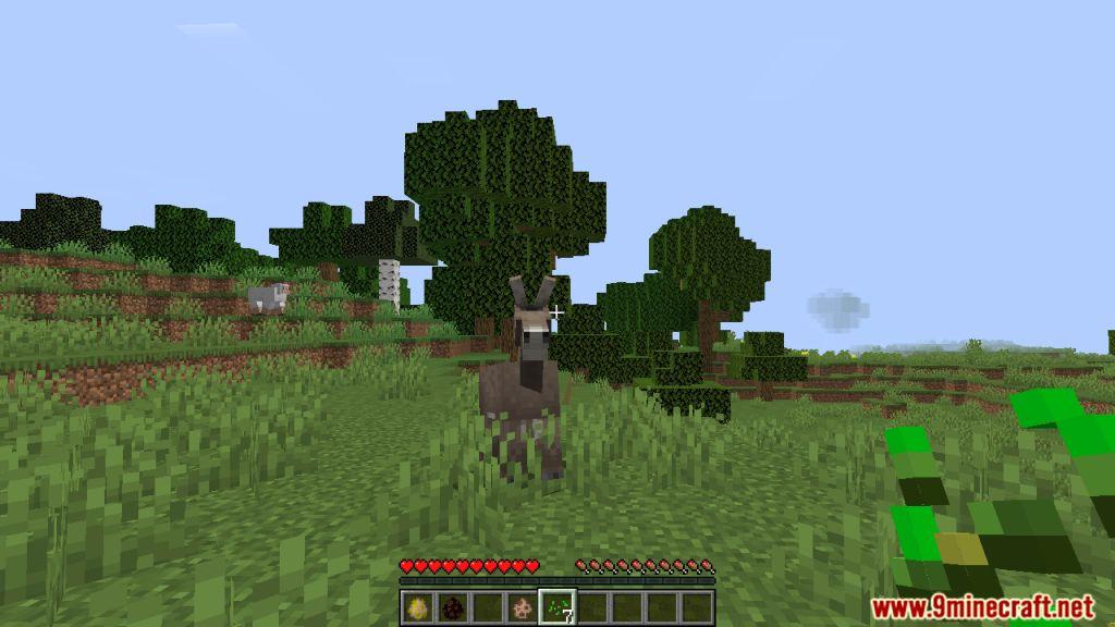 Easy Taming Minecraft Data Pack Screenshots (8)