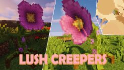 Lush Creepers Resource Pack