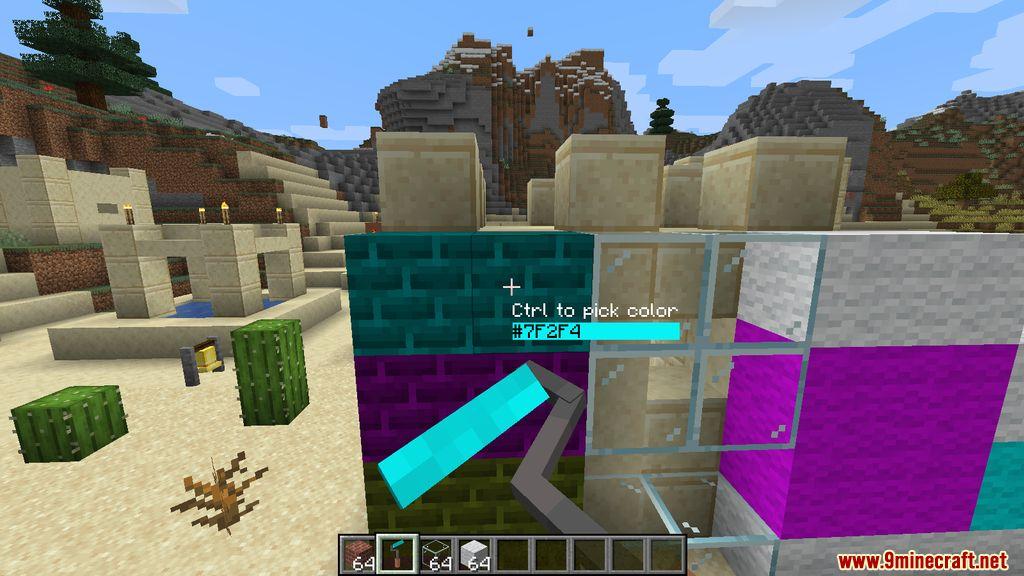 Mo' Colors Mod Screenshots 9
